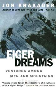 Eiger Dreams - Jon Krakauer