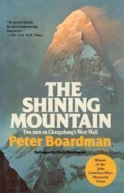 The Shining Mountain - Peter Boardman
