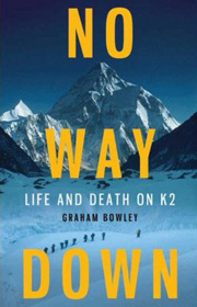 No Way Down - Graham Bowley