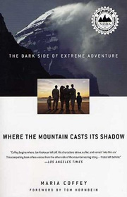 The Mountain Library - Where the Mountain Casts Its Shadow: Maria Coffey