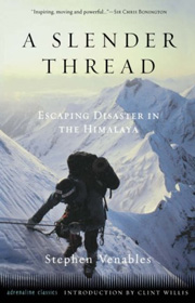 A Slender Thread - Stephen Venables