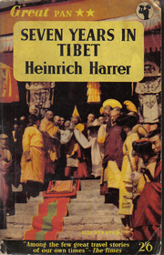 Seven Years in Tibet – Heinrich Harrer
