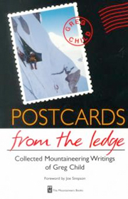 Postcards from the ledge - Greg Child