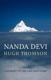 Nanda Devi - Hugh Thompson cover image