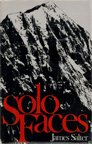Solo Faces - James salter cover art