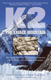 K2 The savage mountain - houston and bates
