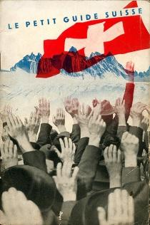 Herbert matter poster swisse tourism