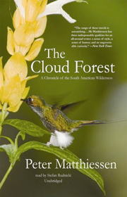 The Cloud Forest - Peter Matthiessen cover art