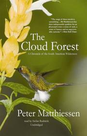 The Cloud Forest - Peter Matthiessen cover art