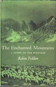 The Enchanted Mountains - Robin Fadden cover art