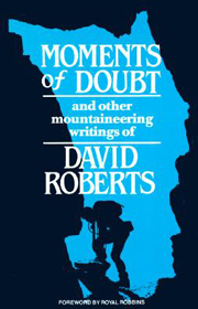 Moments of Doubt - David Roberts cover art