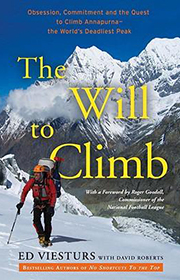 The Will to Climb - Ed Viesturs and David Roberts