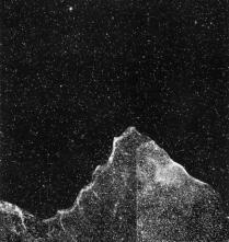 Sky Iceberg No. 4 Print by Rachel Prouty